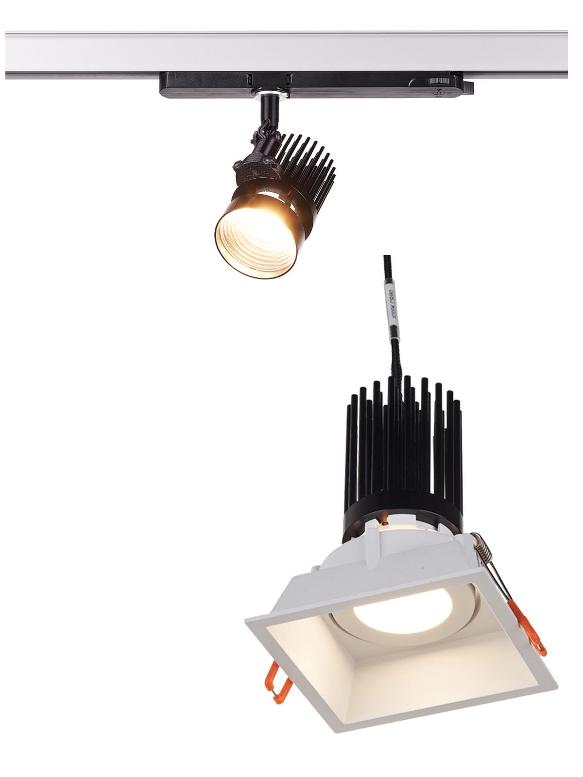 LED verlichting voor kantoor